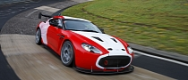 V12 Zagato Ready to Be Raced by Aston Martin CEO at Nurburgring