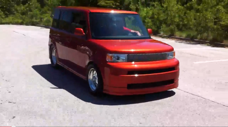 V8 Powered Scion xB Makes Fun Of Hondas [Video]