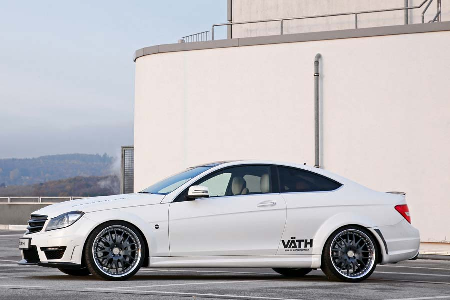 Mercedes Benz C Class C S Amg Coupe Edition