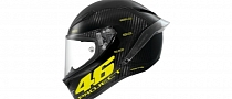 Valentino Rossi AGV Pista GP Replica Helmet Available [Photo Gallery]