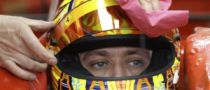 Valentino Rossi Eyes 2010 Seat with Ferrari's 3rd Car