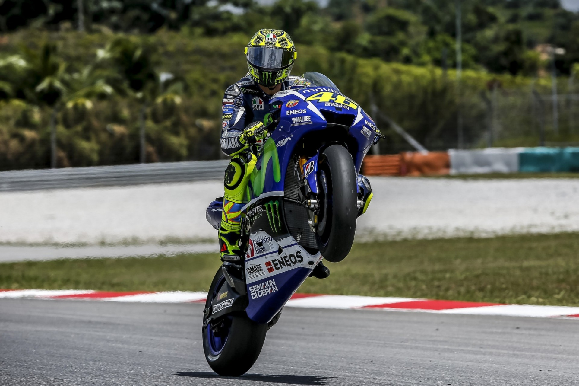 Valentino Rossi I Want The Title Linda And A Son