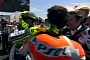 Valentino Rossi Owned by Marc Marquez at Laguna Seca [Video]