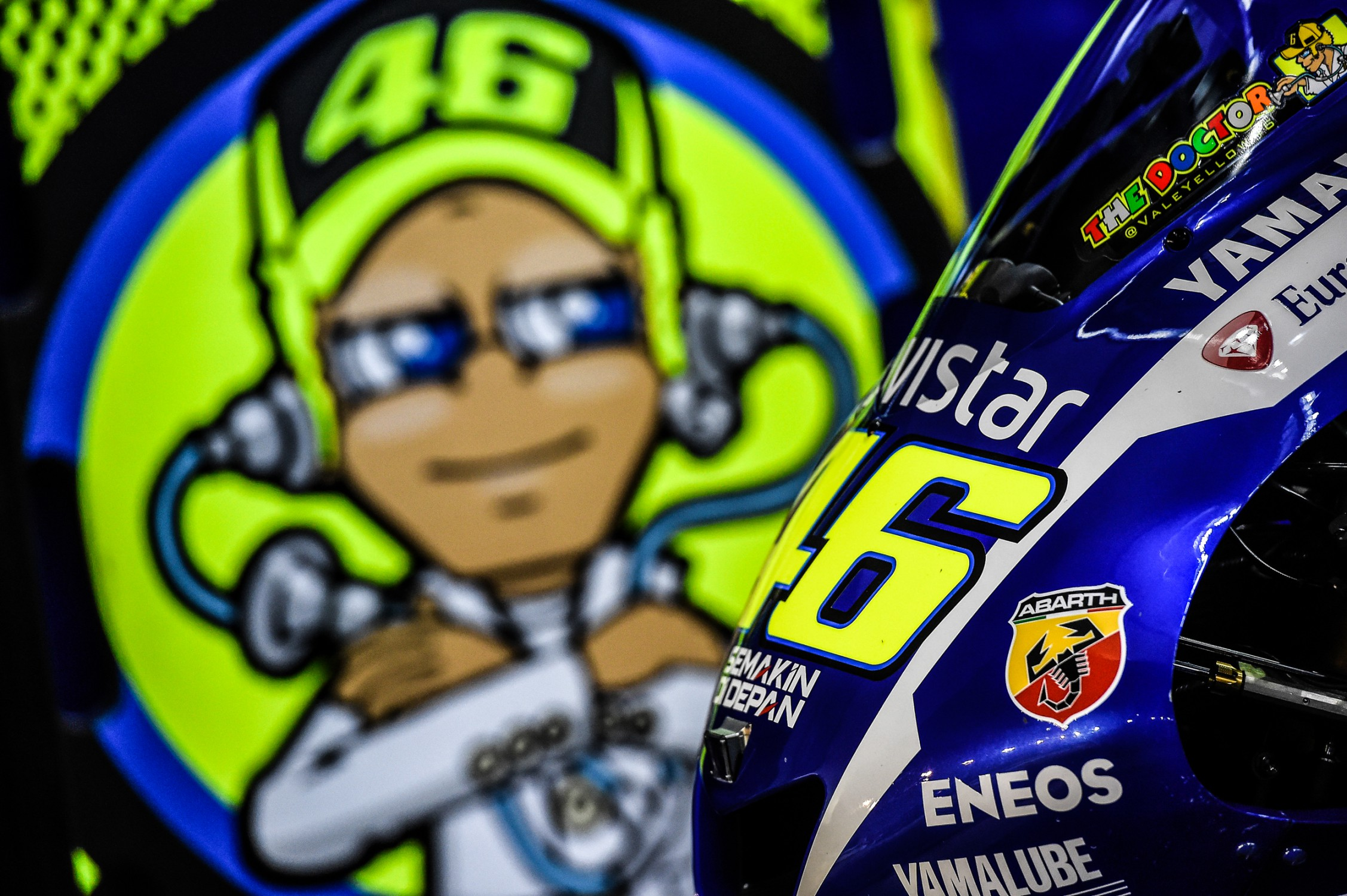 Valentino Rossi Rumored To Race At The Suzuka 8 Hours