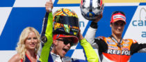 Valentino Rossi Says His Team Must Remain Focused