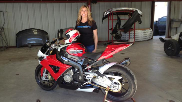 Valerie Thompson Ready for New Texas Mile Record
