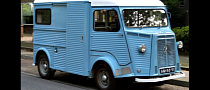 Vans Used to Be Cool - Citroen HY Camionette