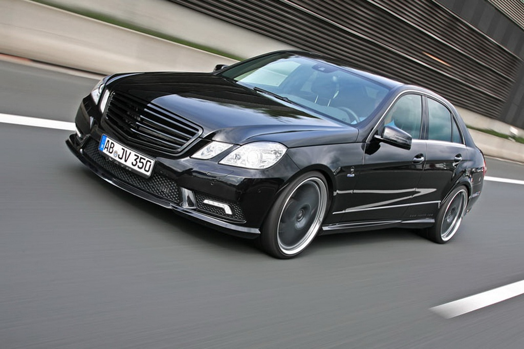 vath mercedes e 350 cdi unveiled autoevolution. Black Bedroom Furniture Sets. Home Design Ideas