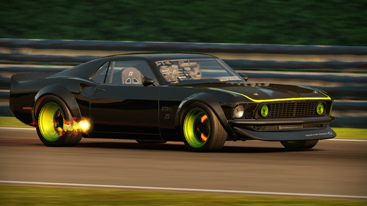 NFS Shift Drift Cars http://www.autoevolution.com/news-image/vaughn-gittin-jr-drift-car-and-mustang-rtr-x-in-nfs-shift-2-unleashed-video-31913-2.html