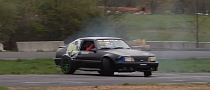 Vaughn Gittin Jr. Drifts Fox Body Mustang [Video]