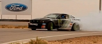 Vaughn Gittin Jr. Drifts His Way Trough Saudi Arabia [Video]