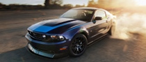 Vaughn Gittin Jr. Launches Mustang RTR