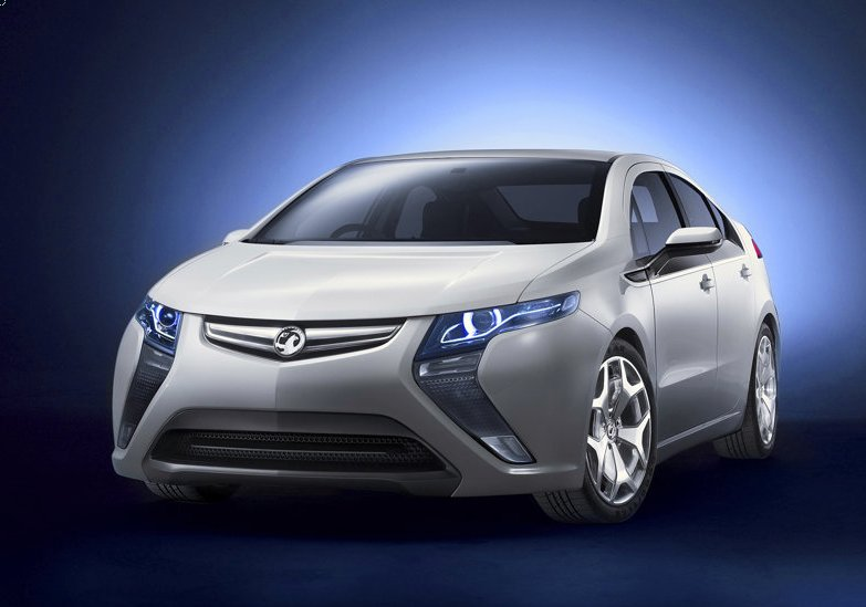 Second Generation Vauxhall Ampera To Come In 2015 Autoevolution