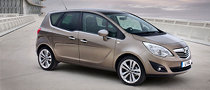 Vauxhall Announces UK Debut for All-New Meriva MPV