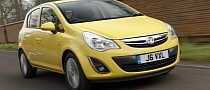 Vauxhall Corsa Named 2012 Training Car of the Year