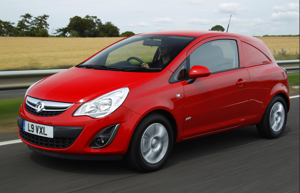 vauxhall corsa selling well as a van autoevolution. Black Bedroom Furniture Sets. Home Design Ideas