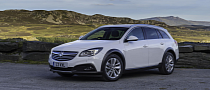 Vauxhall Insignia Country Tourer Pricing Announced