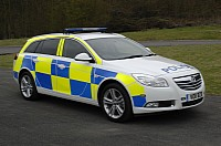 Vauxhall Insignia Sports Tourer Police Car