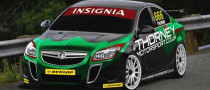 Vauxhall Insignia to Join the BTCC Fray