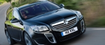 Vauxhall Insignia VXR Debuts at Goodwood