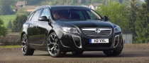 Vauxhall Insignia VXR Sports Tourer Launched
