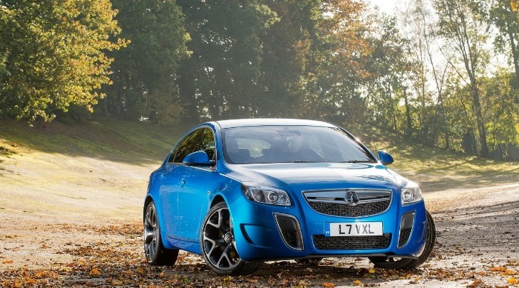 Vauxhall Insignia VXR SuperSport Pricing Announced