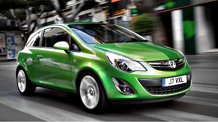 Vauxhall Launches 85.6 MPG Corsa in the UK
