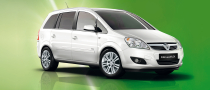 Vauxhall Launches ecoFLEX Zafira in the UK