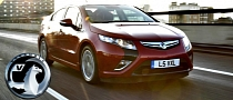 Vauxhall Launches Entry-Level Ampera in UK