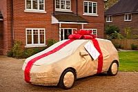 Vauxhall has a special Christmas gift for its buyers