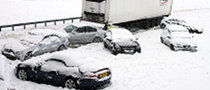 Vauxhall Offers Winter Safety Check and Top Up