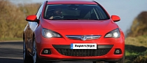 Vauxhall / Opel Astra, Corsa and Meriva Get Superchips ECU Remap