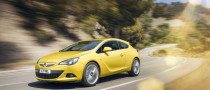 Vauxhall Opens Order Books, Announces Full Pricing for Astra GTC