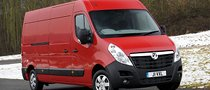 Vauxhall Presents New Movano
