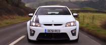 Vauxhall VXR8 Bathurst Thinks 560 HP Is Enough...
