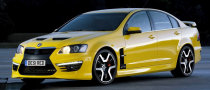 Vauxhall VXR8 - The Wonder from Down Under