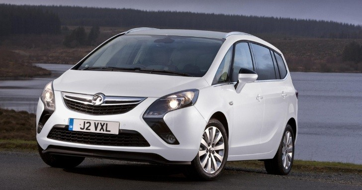 Vauxhall Zafira Tourer Tech Line Launched in Britain