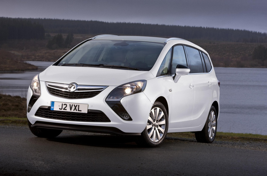 vauxhall zafira tourer tech line launched in britain autoevolution. Black Bedroom Furniture Sets. Home Design Ideas