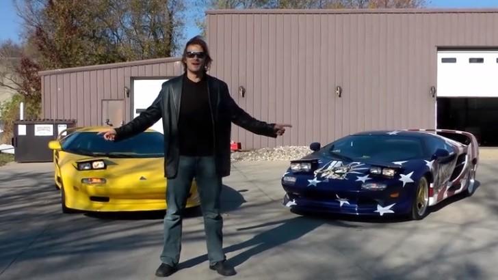 Vector M12 Remembering The American Lamborghini Video