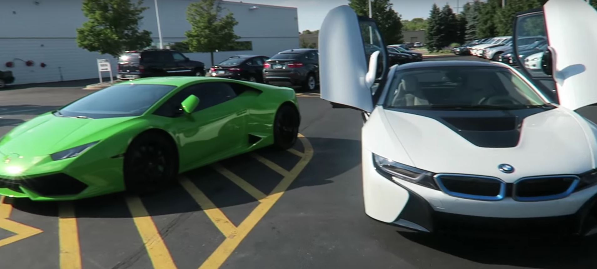 Vehicle Virgins Buys Bmw I8 Plans To Do Series On Everyday