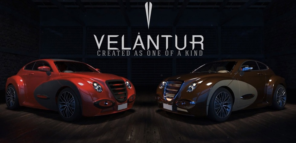 Velantur Is a Luxury Electric Coupe Made in Spain That's Coming in
