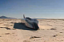 Venturi EV to Break 700 Km/h on The Salt Flats in 2014 [Video]