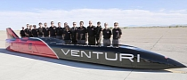 Venturi Unveils VBB-3, World's Most Powerful EV [Video]