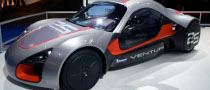 Venturi Volage Concept Showcased at NAIAS 2010