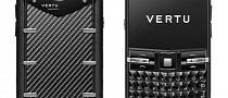 Vertu Constellation Smartphone Is Motorsports Inspired