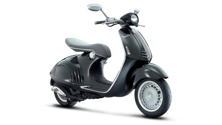 Vespa 946 Unveiled in NY, Price Still Huge, Primavera Announced for 2013 EICMA