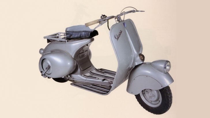 Vespa 98 Among the 12 Best Industrial Designs of the 20th Century
