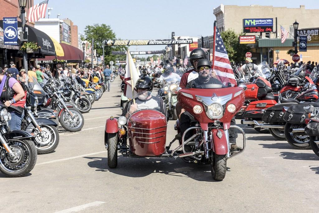 Veterans Charity Ride ...