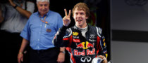 Vettel Goes for Schumacher, Ascari Records in F1