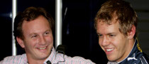 Vettel: Power Boost Will Only Help RBR